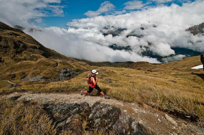Running Mountains Ryan Smith ruggin