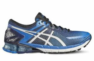 Asics Gel Kinsei 6 review running shoes