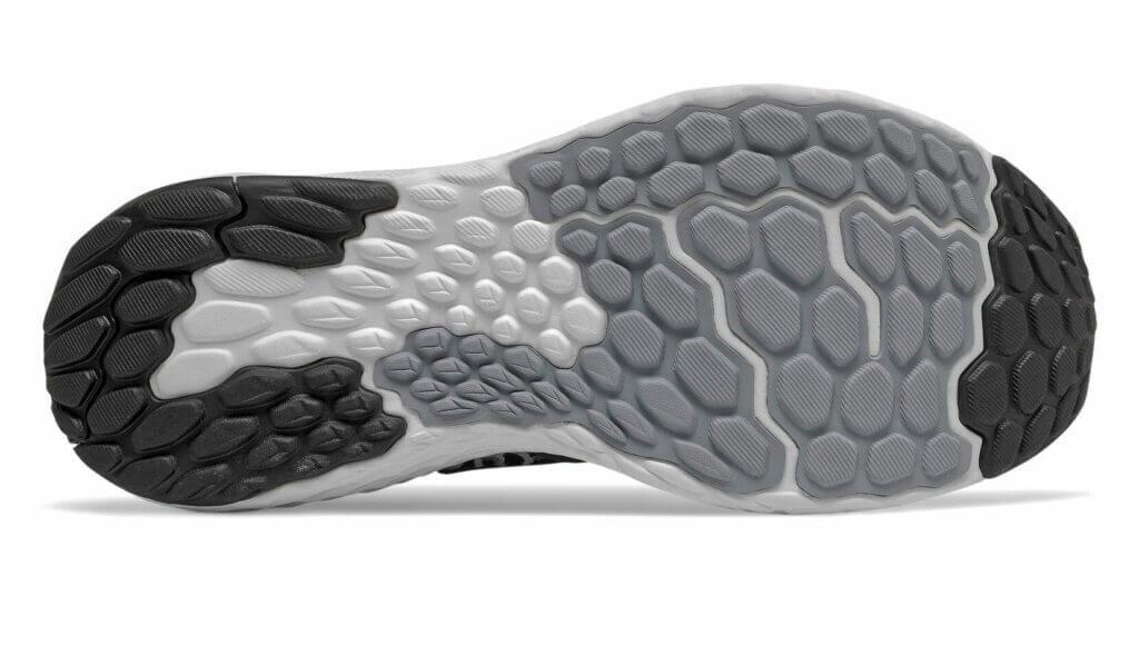 New Balance Fresh Foam 1080 v10 rubber outsole