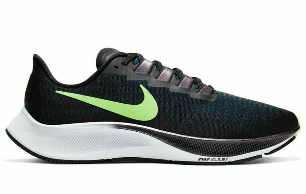 Nike Air Zoom Pegasus 37 road running shoes review