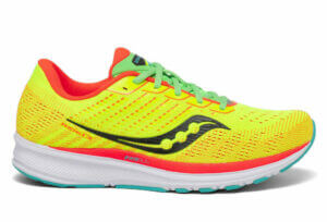 Saucony Ride 13 road running shoe review
