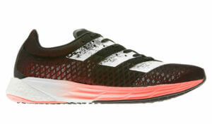 Adidas Adizero Pro review road running shoe with carbon plate