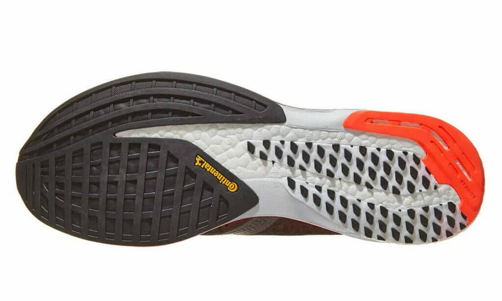 Adidas Adizero Pro rubber outsole