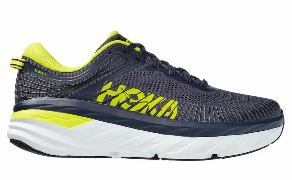 Hoka Bondi 7 review road running trainer