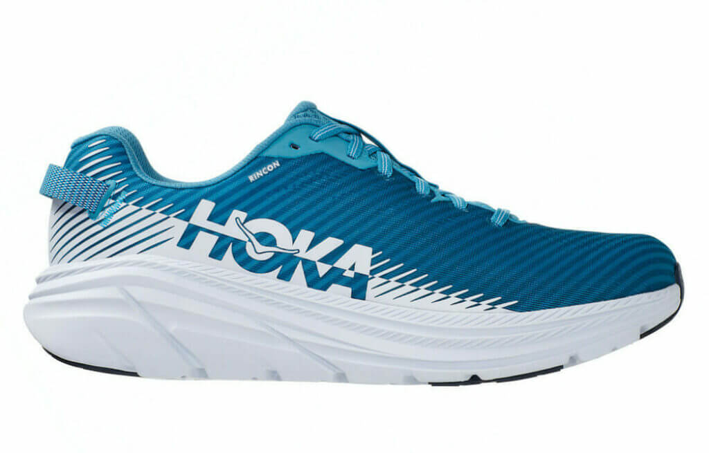 Hoka One One Rincon 2 review road running shoe