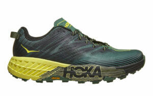 Hoka One One Speedgoat 4 review trail running shoe