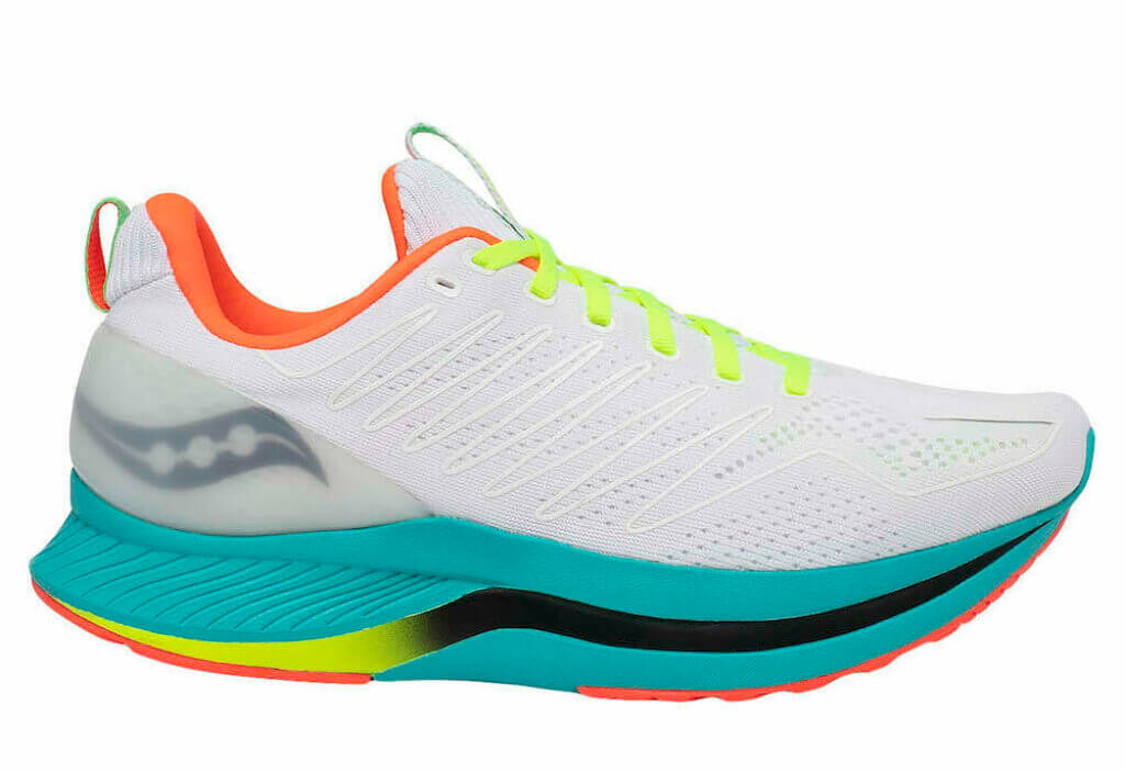 Saucony Endorphin Shift review road running trainer