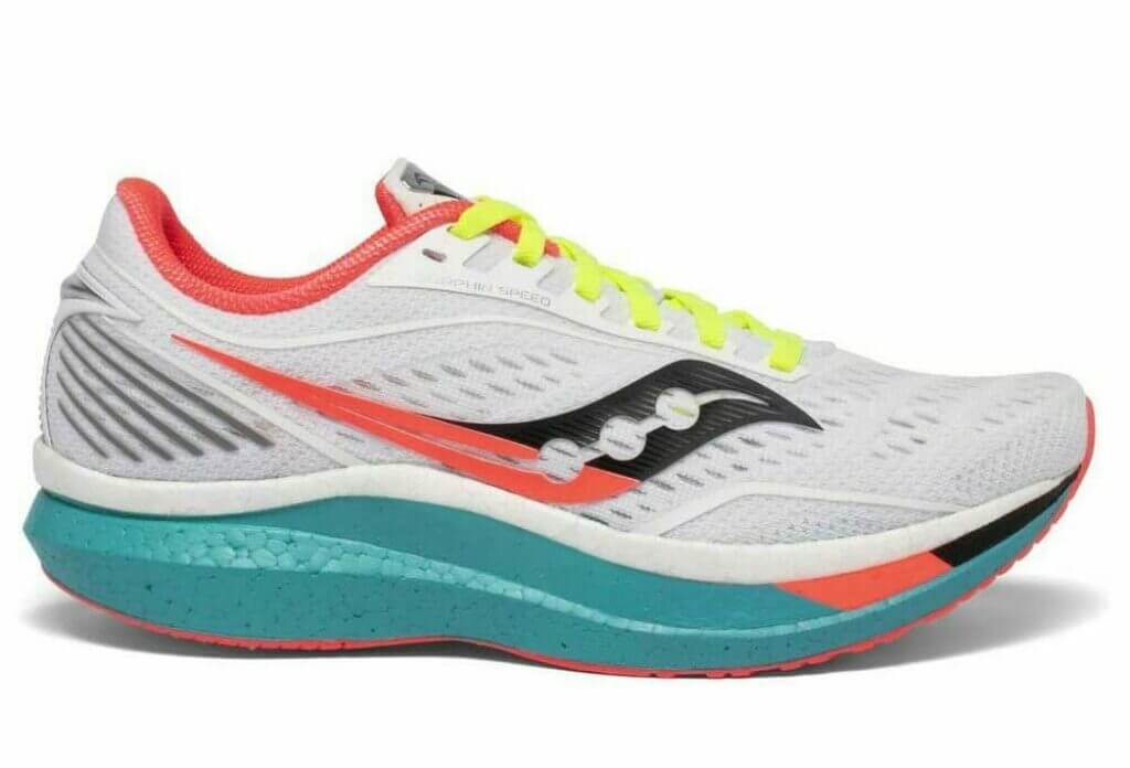 Saucony Endorphin Speed review road running shoes
