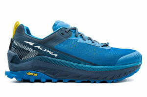 Altra Olympus 4 review trail running shoes