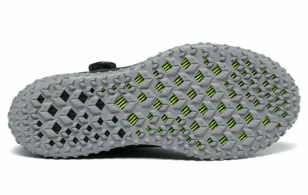 Saucony Switchback 2 rubber outsole lugs