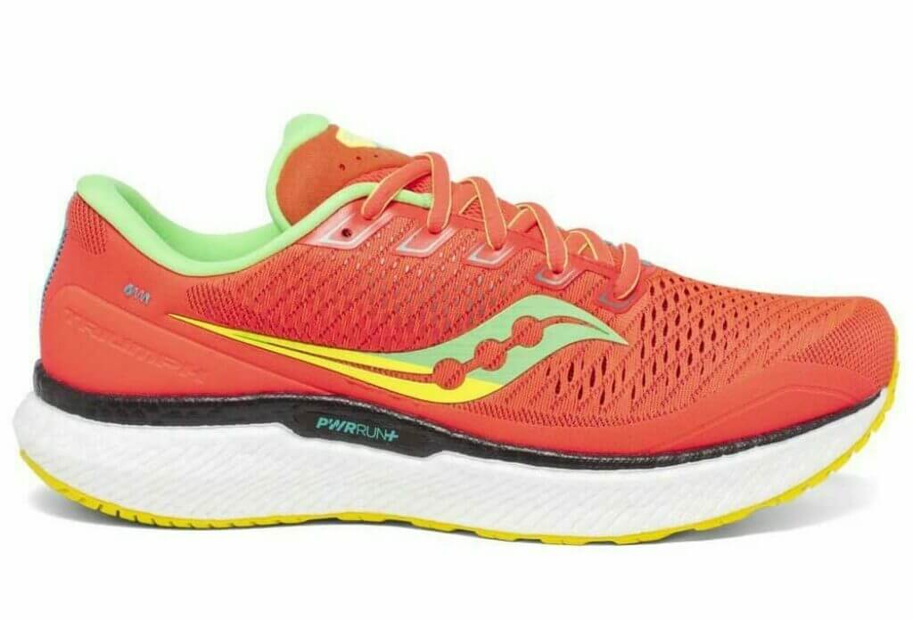 Saucony Triumph 18 review road running shoe