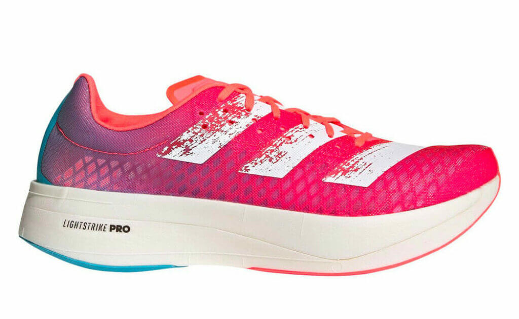 Adidas Adizero Pro Adios review carbon plate running shoes