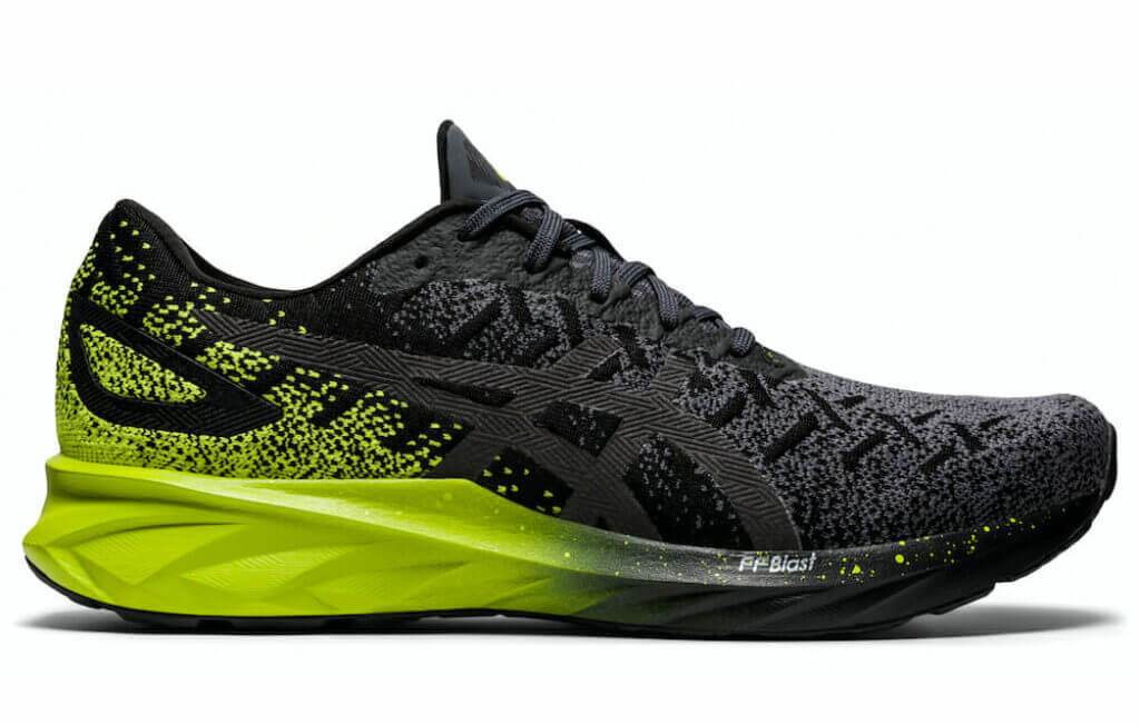 Asics Dynablast review lightweight running shoes