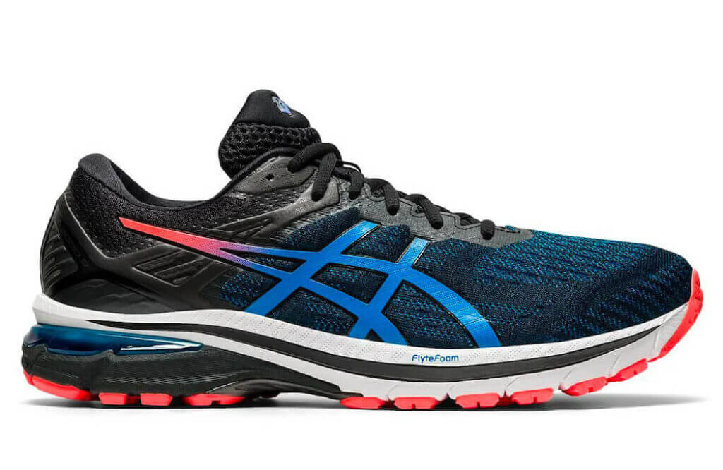 Asics GT 2000 9 review stability running shoes
