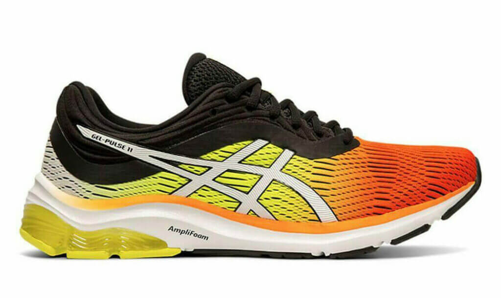 Asics Gel Pulse 11 review road running shoes