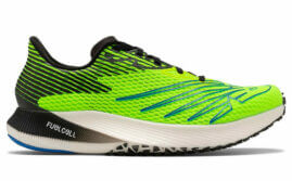 New Balance FuelCell RC Elite review carbon plate running shoes