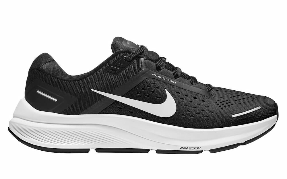Nike Air Zoom Structure 23 review stable running shoes