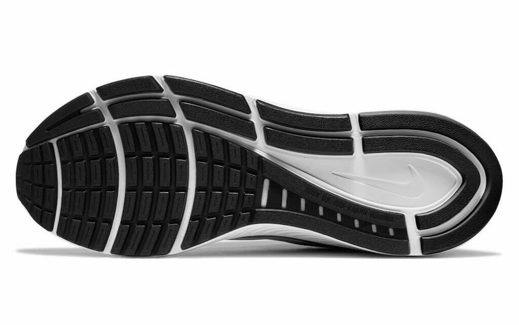 Nike Air Zoom Structure 23 rubber outsole
