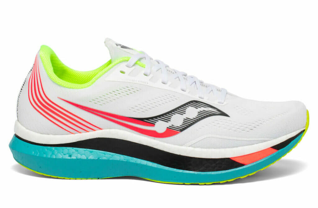 Saucony Endorphin Pro review carbon plate running shoes