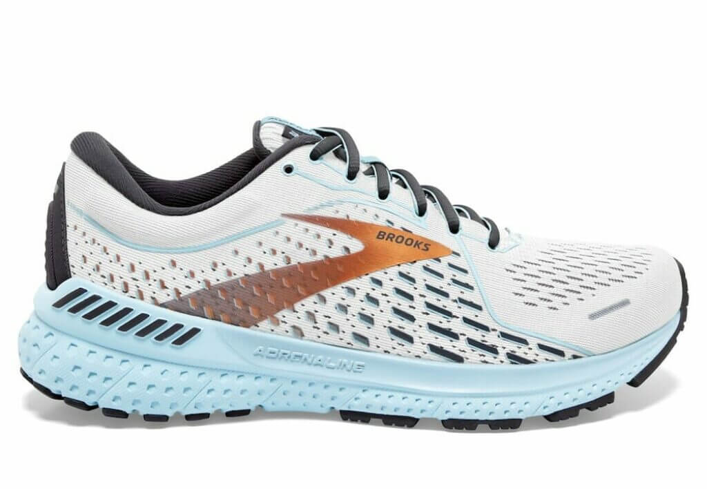 Brooks Adrenaline GTS 21 review road running shoes