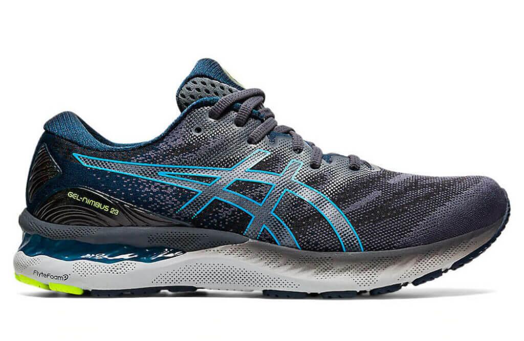 Asics Gel Nimbus 23 review road running shoe