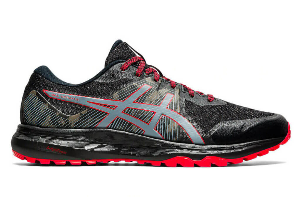 Asics Gel Scram 6 review trail running shoe