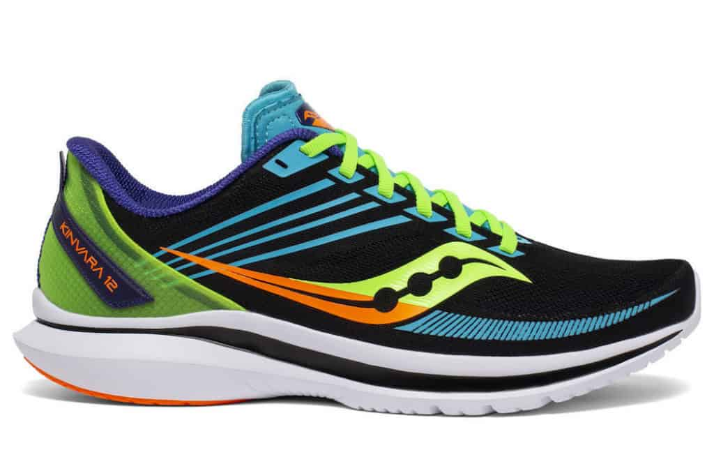 Saucony Kinvara 12 review road running shoes