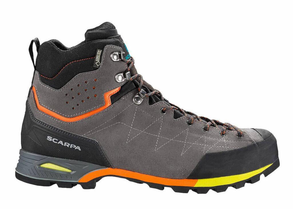 Scarpa Zodiac Plus GTX review hiking shoes