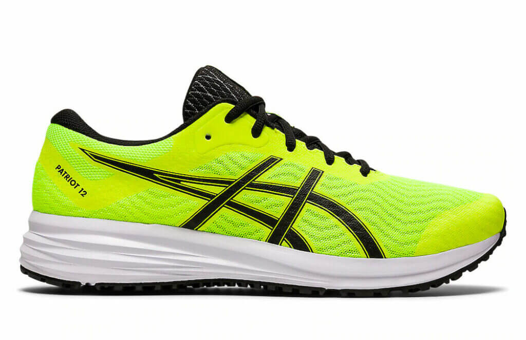 Asics Patriot 12 review road running shoes