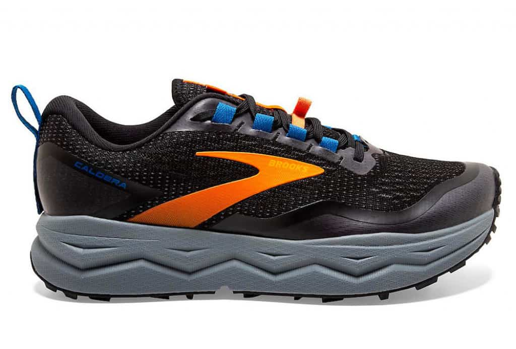 Brooks Caldera 5 review trail running shoes
