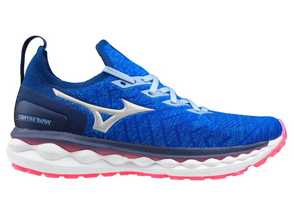 Mizuno Wave Sky Neo review road running shoes