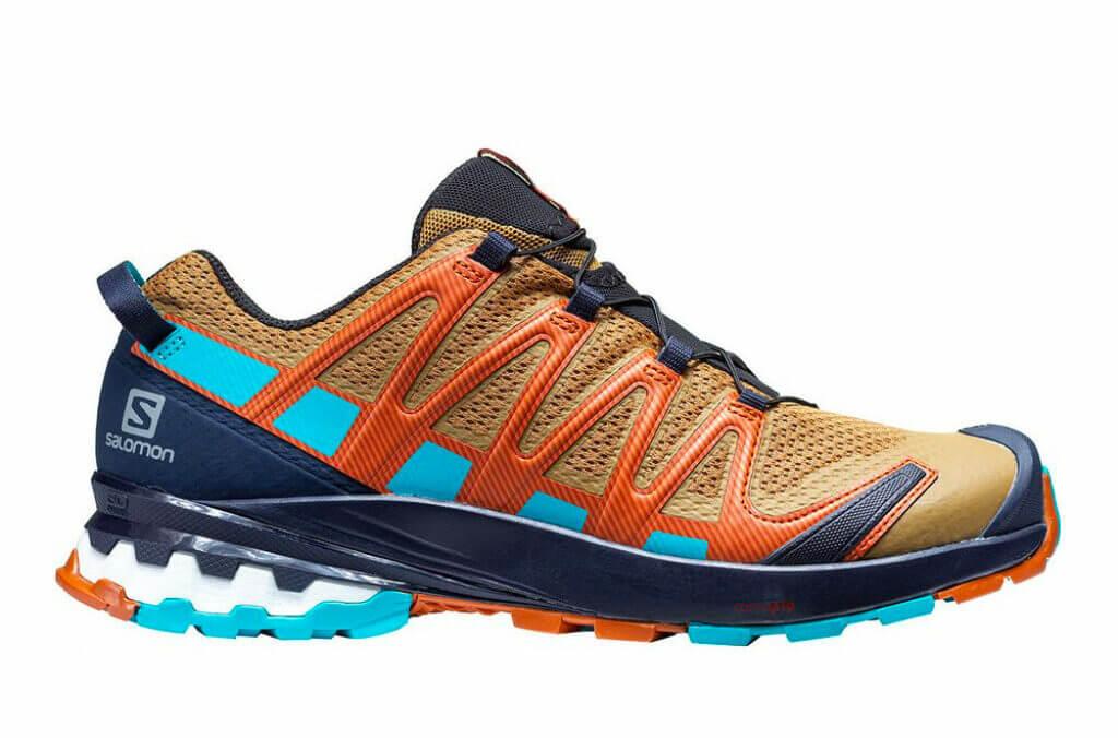 Salomon XA Pro 3D v8 review trail running shoes