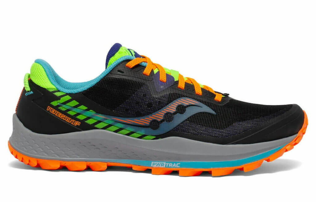 Saucony Peregrine 12 review trail running shoes