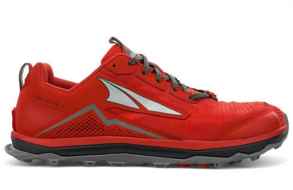 Altra Lone Peak 5 review trail running shoes