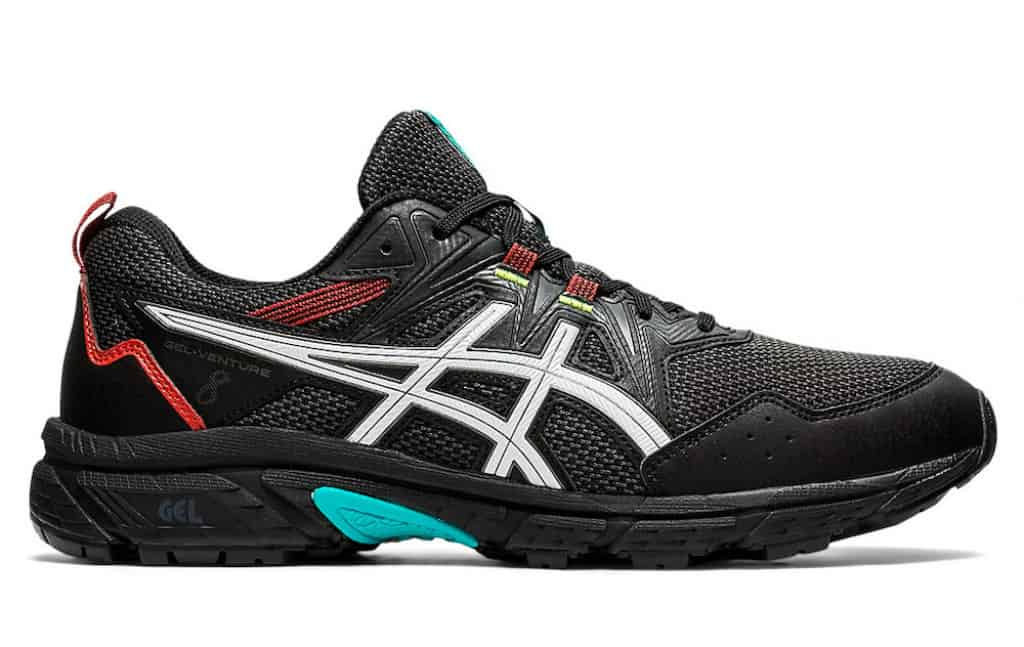 Asics Gel Venture 8 review trail running shoe