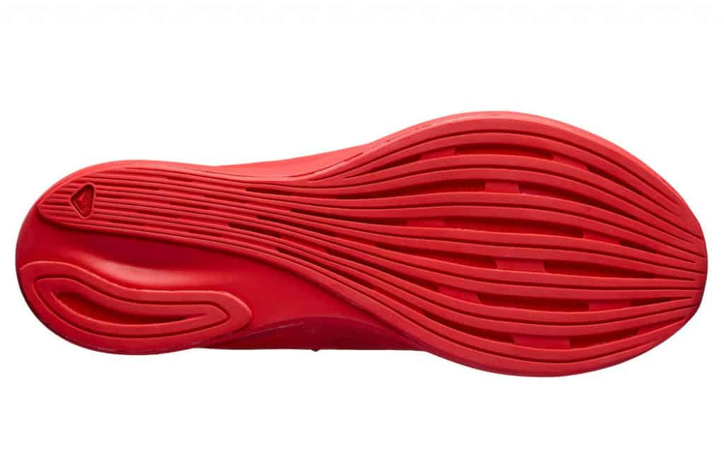 Salomon SLab Phantasm contagrip rubber outsole