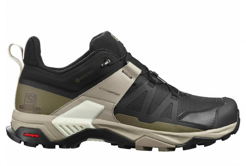Salomon X Ultra 4 GTX review hiking shoes