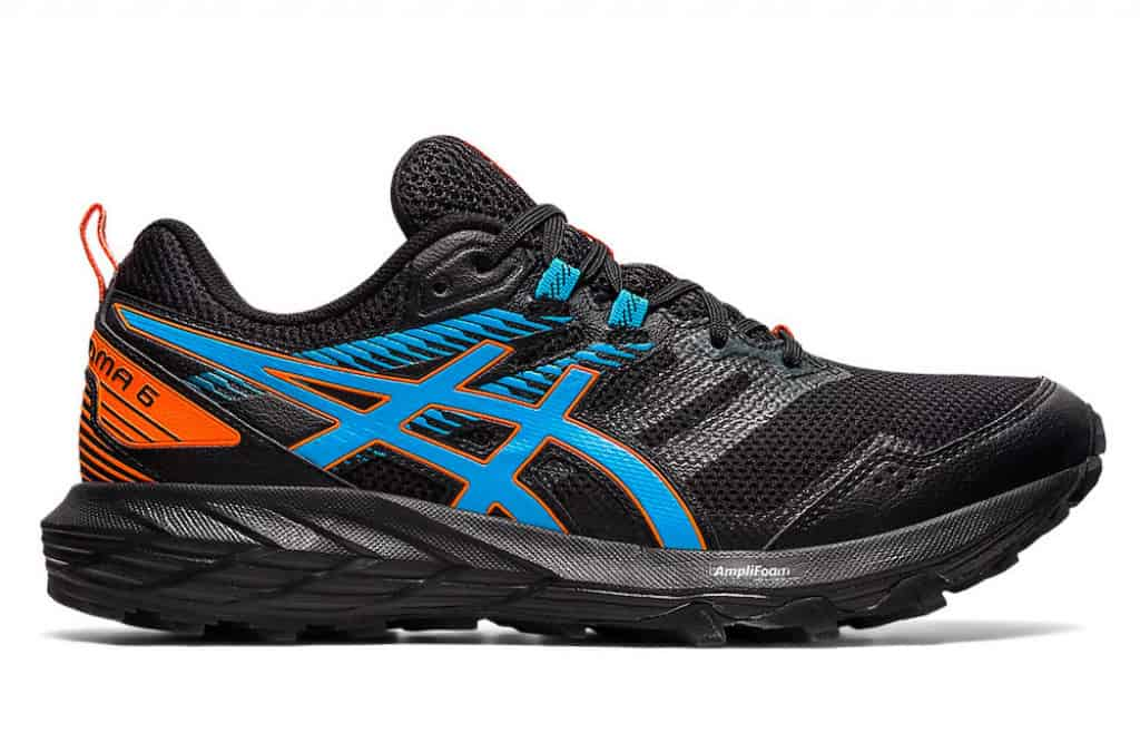 Asics Gel Sonoma 6 review trail running shoes