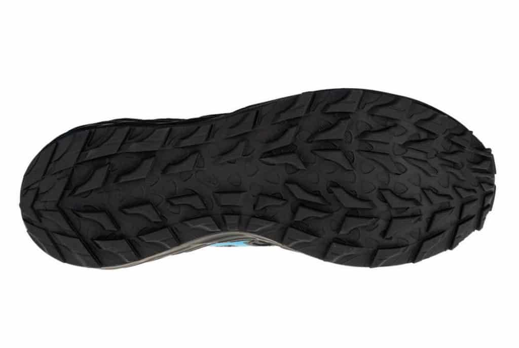 Asics Gel Sonoma 6 rubber outsole with lugs