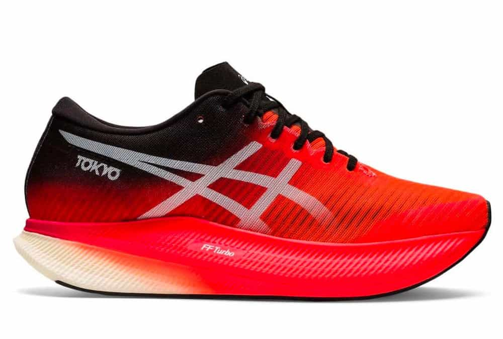 Asics MetaSpeed Sky review carbon plate running shoe