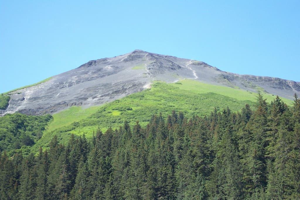 Mount Marathon Seward Alaska