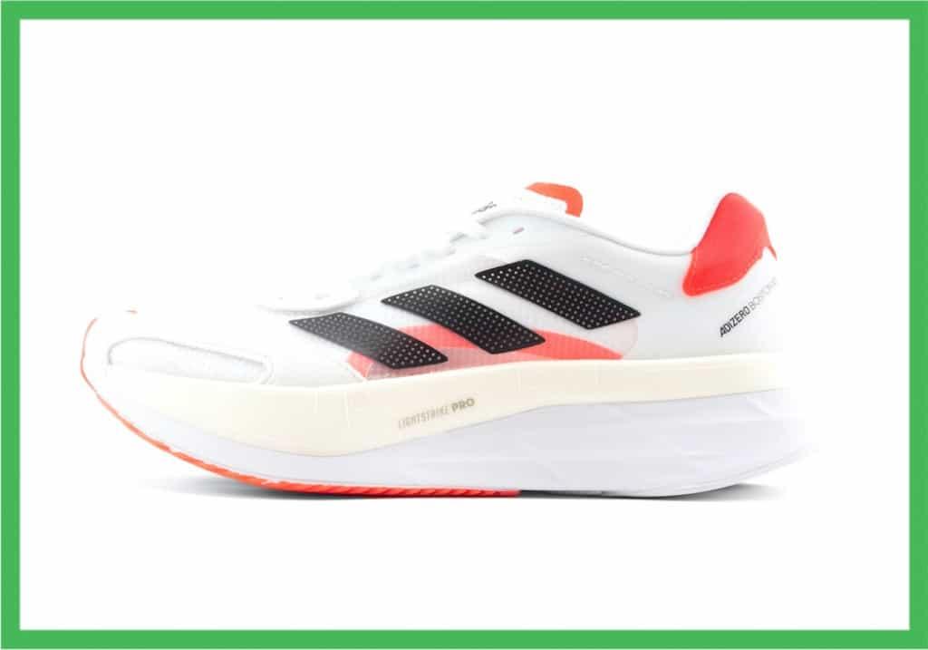 Adizero Boston 10 running shoe