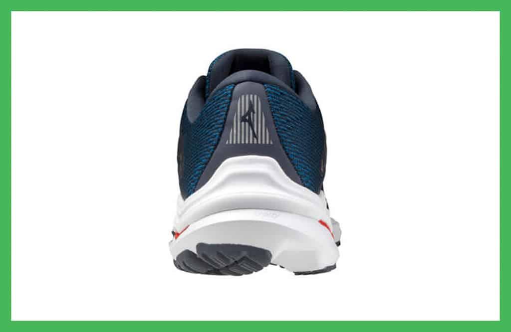 Inspire 17 heel with Double Fan Plate