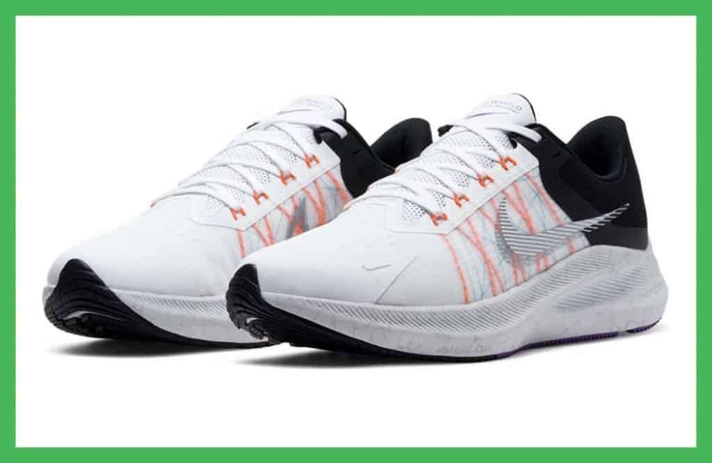 Nike Winflo 8 cushioning