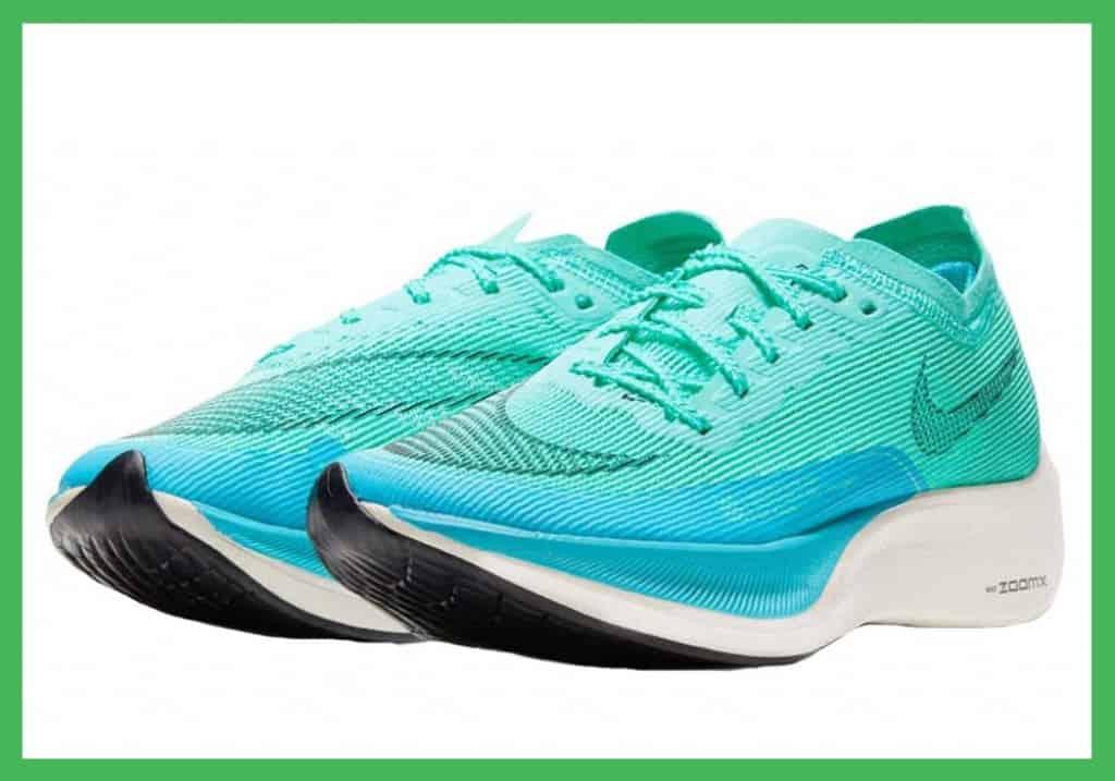 Nike ZoomX Vaporfly NEXT% 2 cushioning