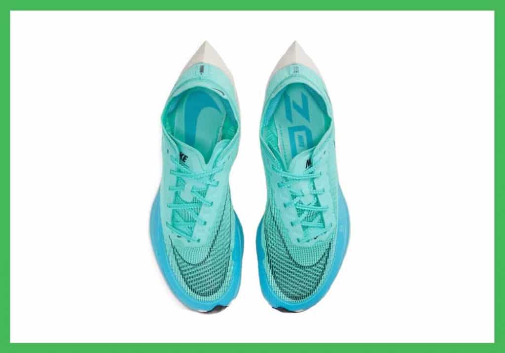Nike ZoomX Vaporfly NEXT% 2 mesh upper
