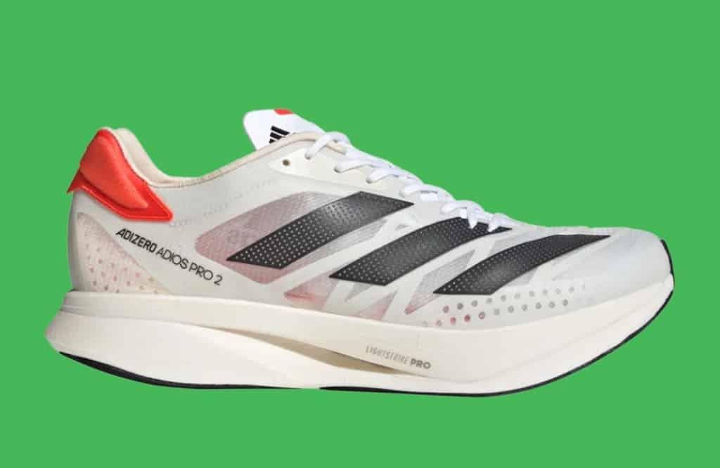 Adidas Adizero Adios Pro 2 carbon plate running shoe