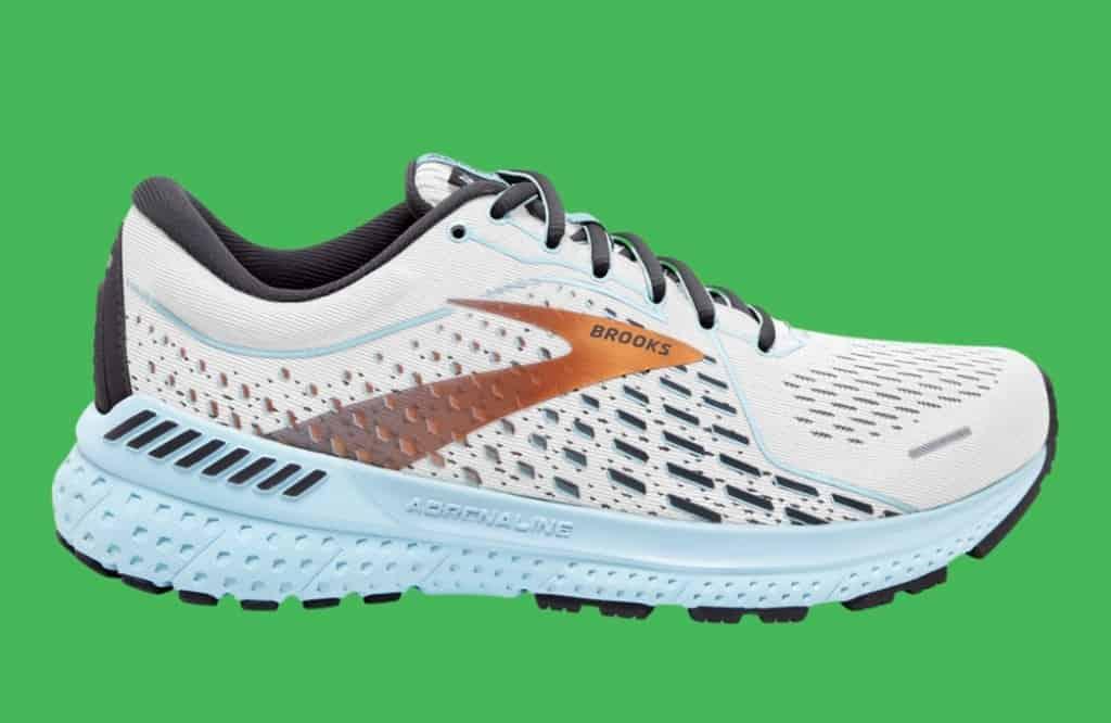 Brooks Adrenaline GTS 21 stability shoe