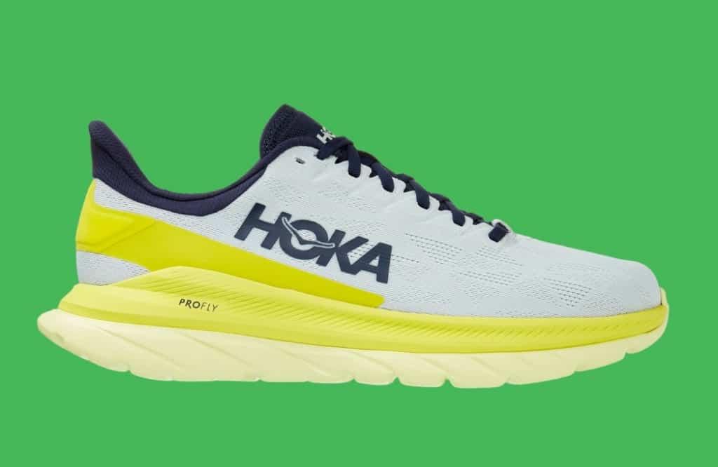 Hoka Mach 4 running shoes