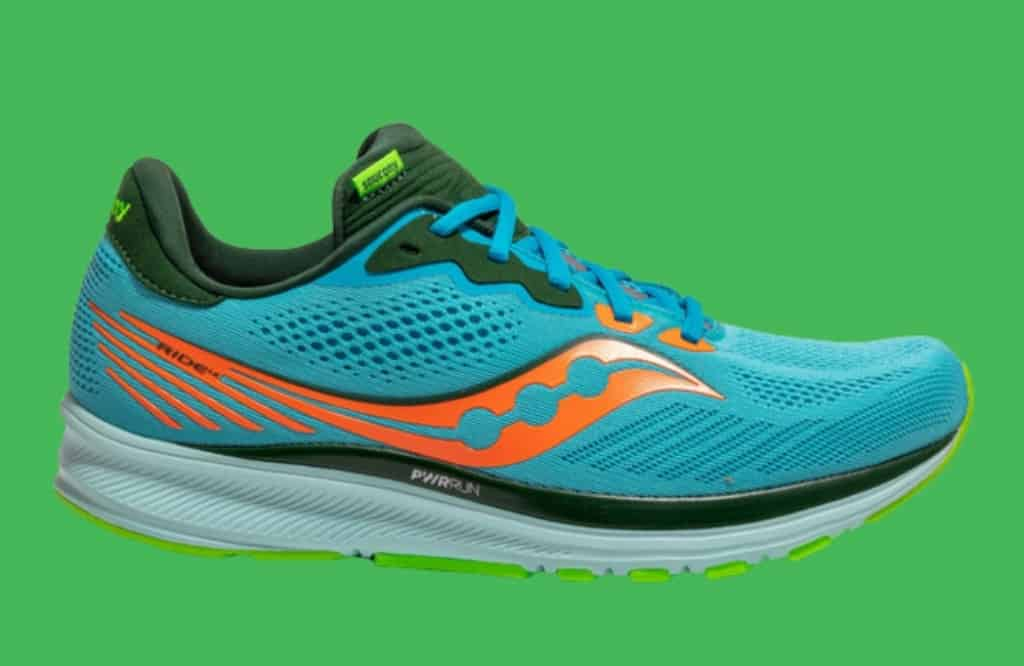 Saucony Ride 14 running shoe